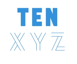 TEN XYZ logo
